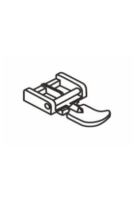 Pied fermeture à glissière pour Bernette JANOME clic 5mm