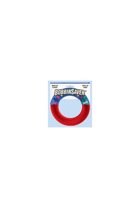 bobbinsaver red - anneau range canettes rouge