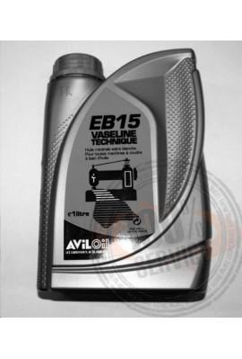 Huile minérale extra blanche 1 litre EB15 qualité supérieure