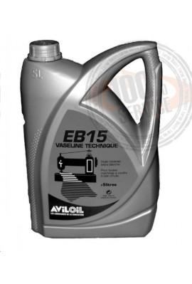 Huile machine a coudre industrielle toutes marques 5 litres EB15