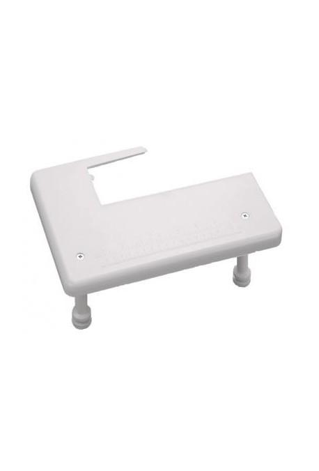 table de rallonge pour recouvreuse janome cover pro 1000 900 machine coudre olivier. Black Bedroom Furniture Sets. Home Design Ideas