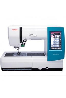 Machine à coudre et à broder Janome Memory Craft 9900 - Garantie 5 ans
