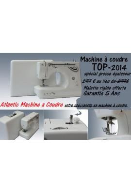 machine a coudre mécanique top spéciale grosse épaisseur Jean's Malette offerte