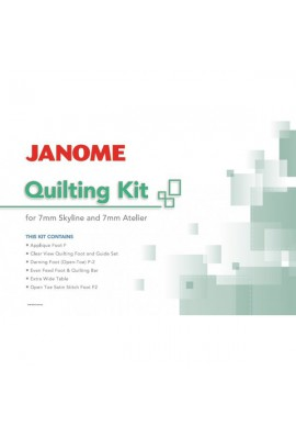 Kit Quilting Janome Skyline S3