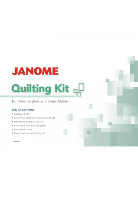 Kit-quilting-janome-s3