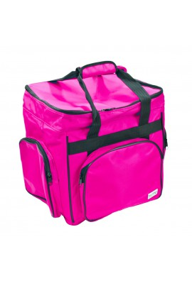 Sac de transport surjeteuse Tutto rose
