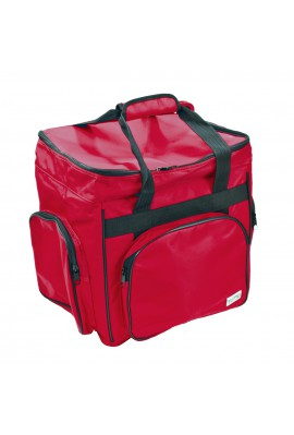 Sac de transport sujeteuse Tutto rouge