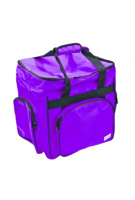 Sac de transport surjeteuse Tutto violet