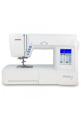 Janome Skyline S3 Pied double entrainement offert