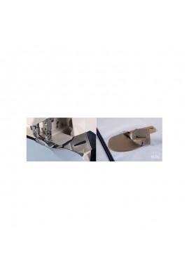 Pose-biais double-pli (Entrée 36 mm / sortie 10mm)