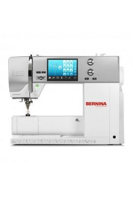 Bernina 570 QE Nouveau modèle