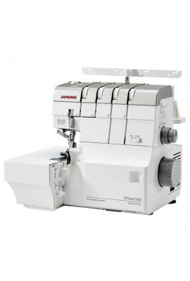 Surjeteuse Janome Air Thread 2000D garantie 5 ans