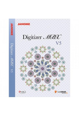 DIGITIZER MBX V5.0 JANOME