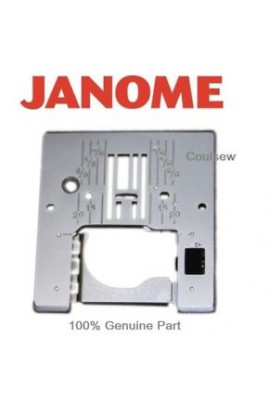 PLAQUE AIGUILLE JANOME 8077 ELNA 520/540