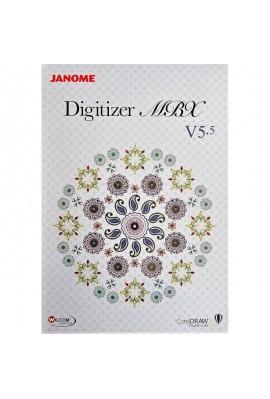 Logiciel Janome DIGITAZER V5.5