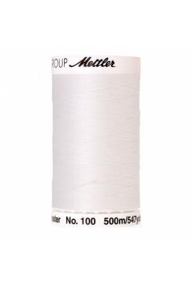 Bobine Mettler 500 m blanc 2000 ou blanc 1000 en fonction du stock