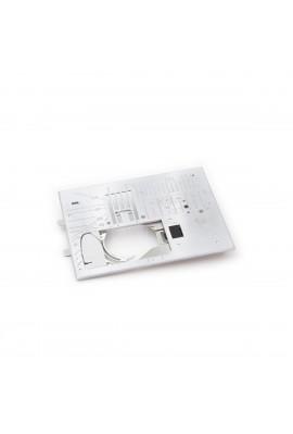 PLAQUE AIGUILLE ZIGZAG JANOME SKYLINE S5 / S7 9900 6700P ET 15000 ET ELNA 680 COMPLET