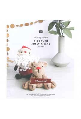 Catalogue Ricorumi NOËL JOLLY X-MAS Rico Design