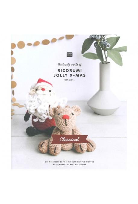 Catalogue Ricorumi NOËL JOLLY X-MAS Rico Design