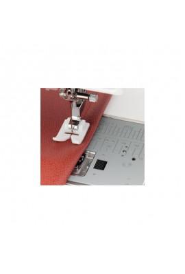 JANOME Kit plaque aiguille téflon et pied ultra glisse 9mm