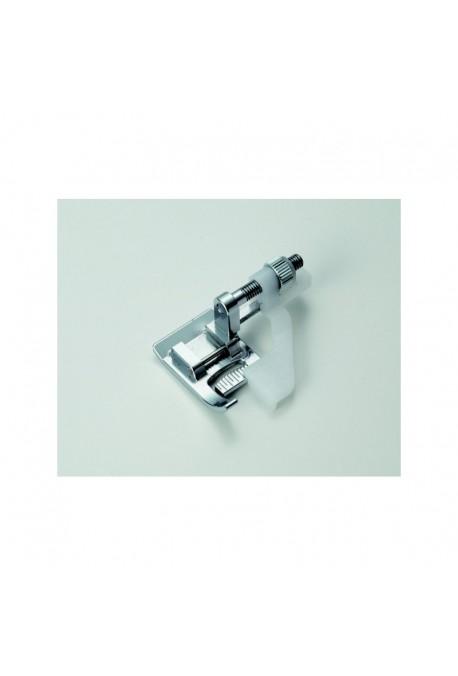 Pied JANOME SE avec guide bord ajustable 9mm