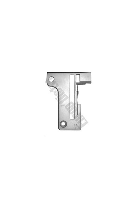 Plaque à aiguille surjeteuse overlock à roulotté 14U444