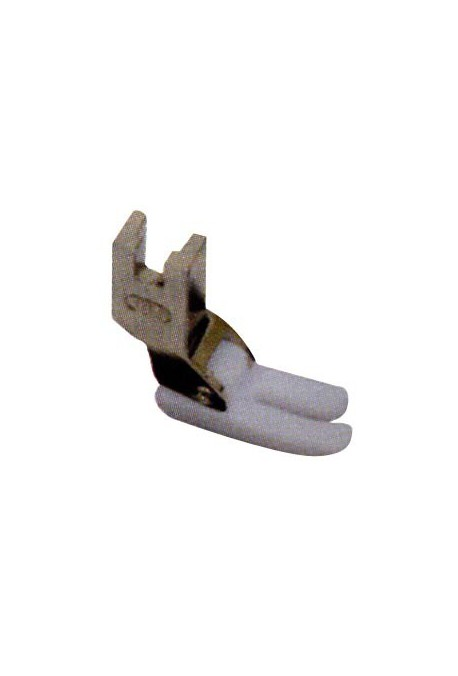 Pied presseur téflon point droit articulé standard piqueuse simple industrielle