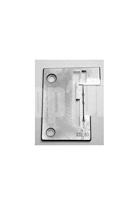 plaque à aiguille surjeteuse overlock singer 14U 14U554. 544, 14 SH 644,SH654,SH744, SH754