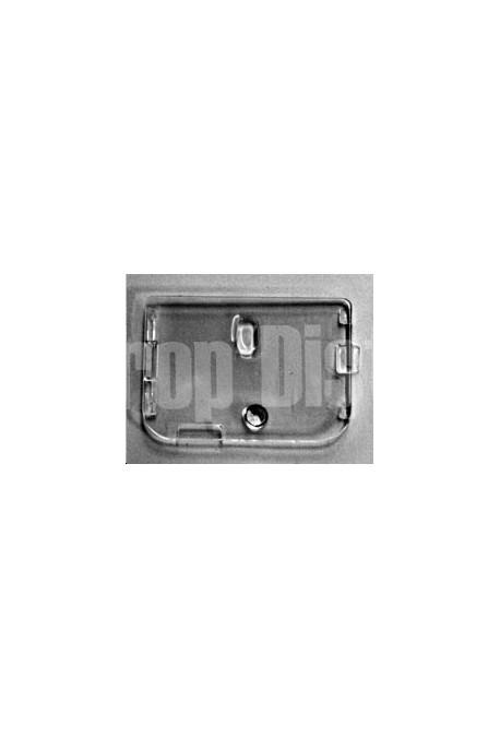 Plaque glissiere diva 48 - diva 28 (7462) - diva S - protagoniste 2662