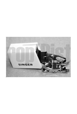 Pied double entrainement barre inclinee type singer 700